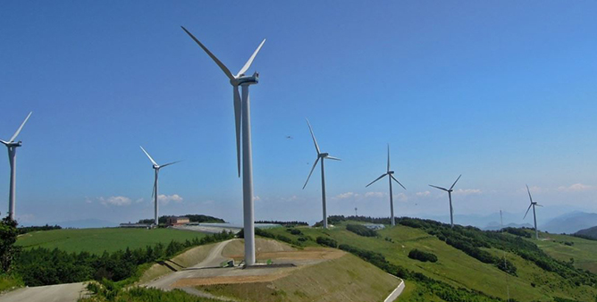 Hyosung Heavy Industries > Business Area > New Renewable